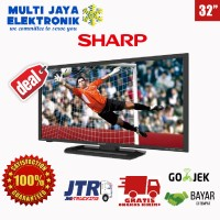 LED TV 32 LC-32LE265I-TT GRATIS BRAKET 32''