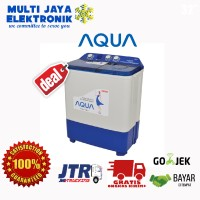 AQUA WASHING MACHINE TWIN TUBE QW-880XT
