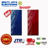 Sharp SJ-X185MG-FR KULKAS 1 PINTU
