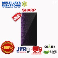Sharp SJ-X185MG-GB KULKAS 1 PINTU