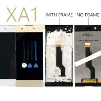 Sony Xperia XA1 G3116 LCD Display Touch Screen Part (dengan Frame)