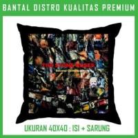 Bantal The Stone Roses-Second Coming TSRE01 Bantal Sofa/Mobil