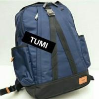 TAS TUMI CAMERON COMMUTER BACKPACK NAVY ORIGINAL
