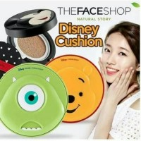 The face shop disney winnie the pooh CC cooling cream cushion original