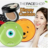 the face shop original disney pixar monster inc mike cc cream cushion