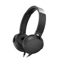Sony Extrabass Headphone MDR - XB550AP/B - Black