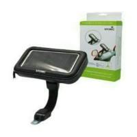 case xiomi Stonic Holder Handphone GPS di Motor Anti Air Waterproof