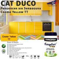 Cat Duco waterbase / Propan ACRYLUX MULTIPURPOSE CROME YELLOW TT