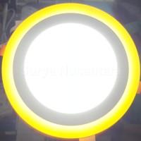 Lampu Ceiling Led Kawachi 12w Bulat Tanam Plafon 2 Warn Limited