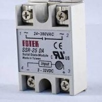 Solid State Relay SSR-25DA FOTEX