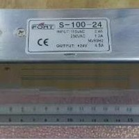 Power Supply S-100-24 Fort