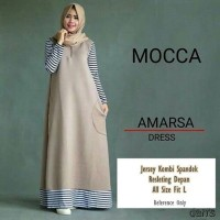 Dress Muslimah / Maxi Wanita / Fashion Muslim