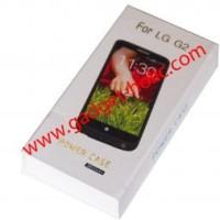 (Murah) Battery Case Power Case LG G2 Flip White 3800 mah
