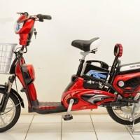 Harga murah sepeda listrik earth spt sepedah motor listrik selis di   Pembandingharga.com