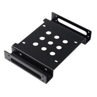 Orico Aluminium 5.25 Inch To 2.5 / 3.5 Inch HDD Caddy-AC52535-1S-Black
