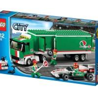 60025 Lego City - Grand Prix Truck