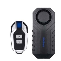 Alarm Mobil Motor Sepeda Dengan Remote Control Waterproof