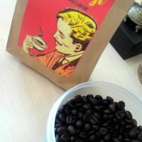 Biji Kopi Bali Organik 1000gr-Kopi Pagi-Bali Organic Roasted bean Coff