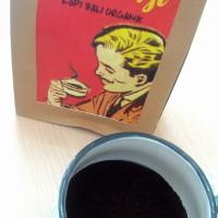 Kopi Bali Organik Bubuk 1000gr - Kopi Pagi- Bali Organic Ground Coffee