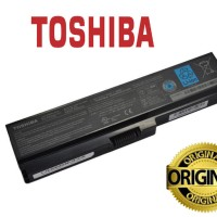 Baterai Original Laptop Toshiba Model PA3817U-1BRS