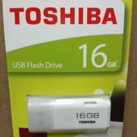 Jual Flashdisk Toshiba 16 gb Usb 2.0 Original Murah