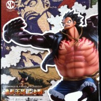 OP SCULTURES BIG SPECIAL Monkey D. Luffy Gear 4 Special Color Ver.