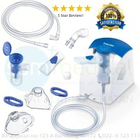 BEURER IH 25 Nebulizer / Alat Uap / Alat Nebu Compressor