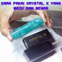 MeRApatkan Miss V|Mis V|Cara menggunakan Crystal X|Cristal X Asli