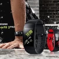 SAMSUNG GALAXY GEAR FIT 2 PRO SM-R365 Garansi Resmi Samsung SEIN Indo