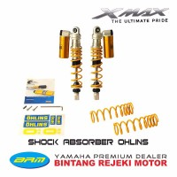 harga Ohlins Shock Arbsorber For Xmax 250 / 300 Ya 740 Tokopedia.com