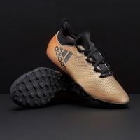 Sepatu Futsal Adidas X Tango 17.3 TF Tactile Gold Metallic 41f9609af1