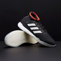 Sepatu Futsal Adidas Predator Tango 18.3 TR Core Black