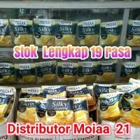 Premix Bubuk Powder Bahan Silky Pudding MOIAA 100gr