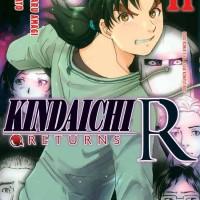 Komik Seri : Kindaichi R ( Seimaru Amagi & Fumiya Sato )