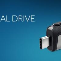 FD / UFD / Flashdisk SANDISK Ultra Dual USB Drive Type-C 16GB OTG 3.0