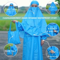 Jas Hujan / Raincoat / Mantrol Hujan