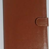 Jual Leather Case HP Slate 7 Voice Tab Edisi Bali Warna Hitam