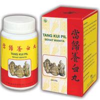 Tang Kui Pill Sehat Wanita Untuk Lancar Haid/Menstruasi