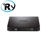 D-Link DGS-1016A 16-Port Unmanaged Gigabit Switch Plastic promo