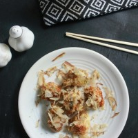 Takoyaki FRESH hangat - 8 butir - masakan TitipTamara