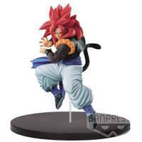 Action Figure PVC Dragon Ball DBZ Scultures BIG 7 SPECIAL - SS4 Gogeta