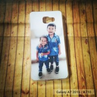 SAMSUNG GALAXY A7 2016 / A710 CASE CUSTOM HP