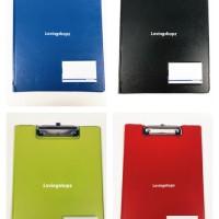 Papan Clipboard ukuran A4, papan clipboard bantex, papan ujian uk.A4