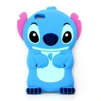 Case 4D Stitch Oppo F1S A59 (karakter/softcase/soft/3D/kartun)