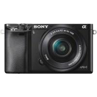 Sony Alpha A6000 Kit with 16-50mm f3.5-5.6 OSS Black
