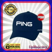 TOPI PRIA BASEBALL PING GOLF G25 TRUCKER SNAPBACK - Dipilihaja-shop