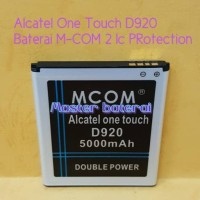 Baterai Alcatel One Touch D920 / Alcater D 920 Double Ic Protection