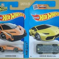 Hot Wheels - Paket Lambo 2