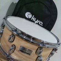 Drum Snare Kyre Nyx ash 14x5,5 natural