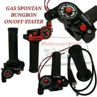 harga Gas Kontan Spontan | Bungbon | 2 Tombol On Off Dan Stater Tokopedia.com